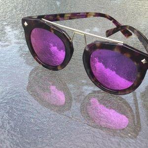 MCM sunglasses Authentic mirrored lenses